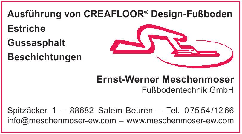 Ernst-Werner Meschenmoser Fussbodentechnik GmbH