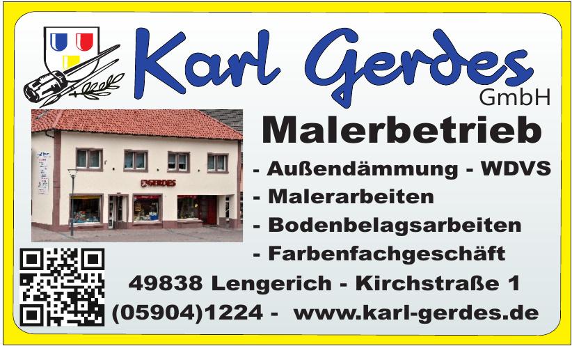 Karl Gerdes GmbH