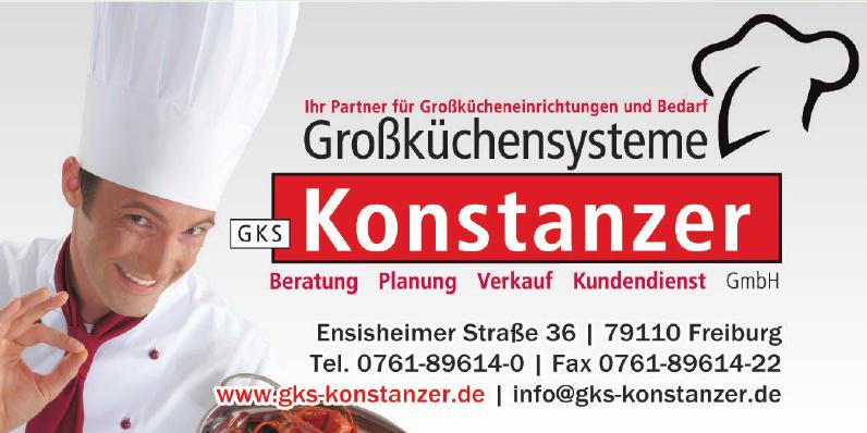 GKS - Großküchensysteme Konstanzer GmbH