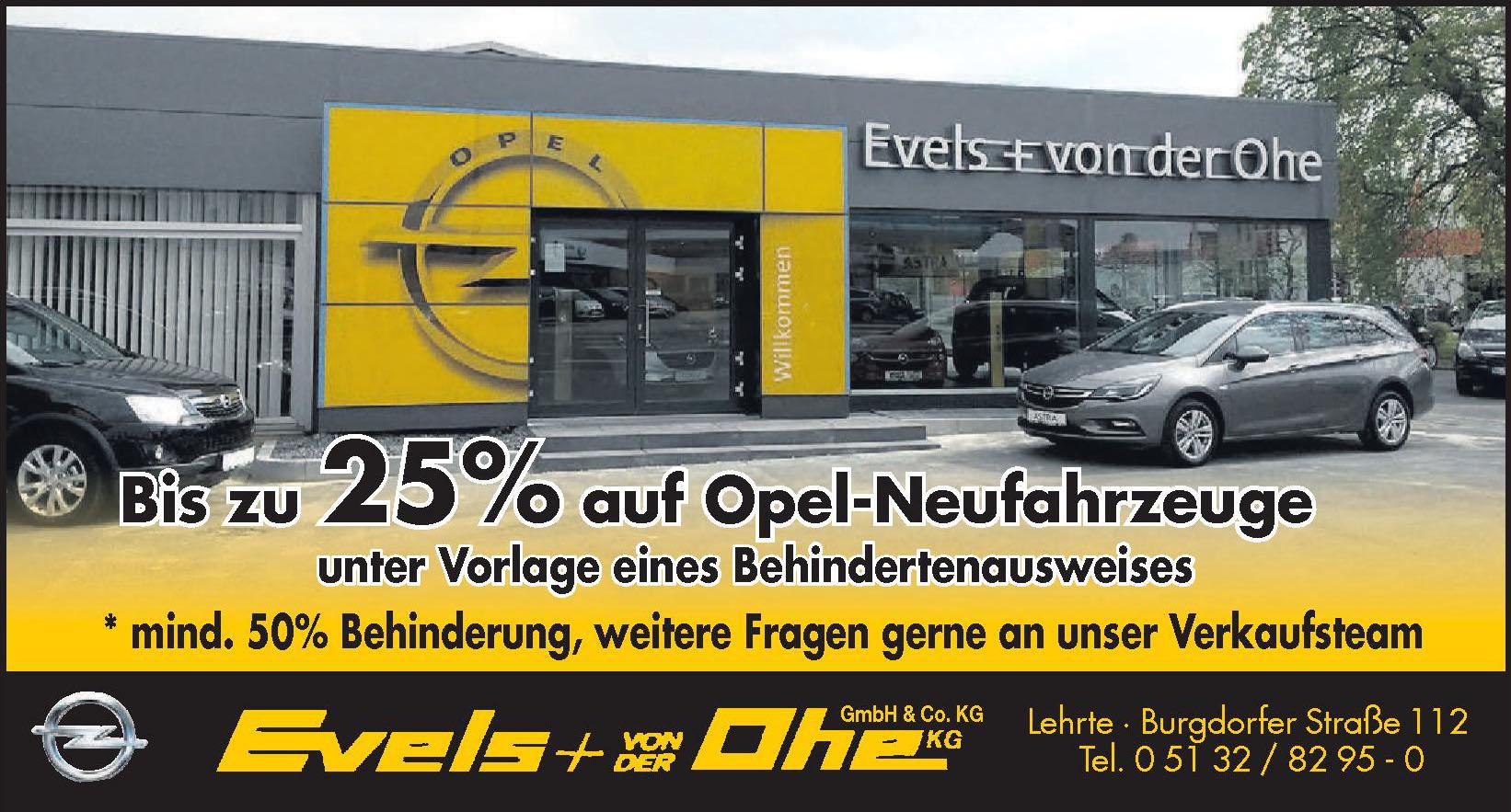 Evels + Von der Ohe GmbH & Co. KG