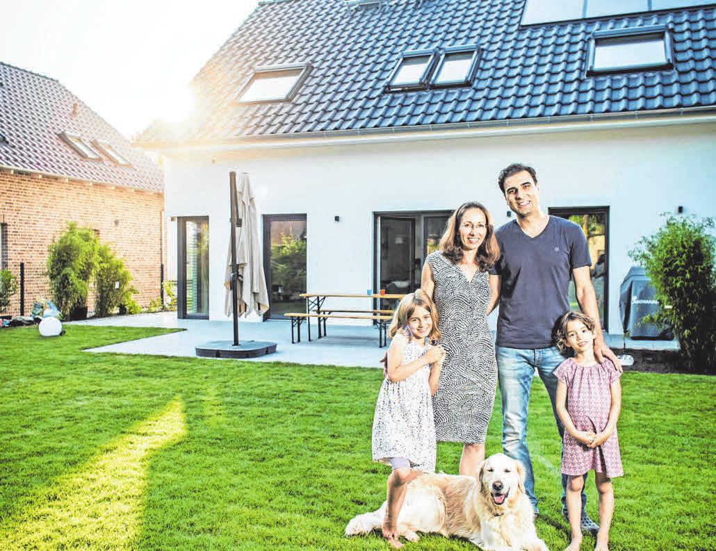 In den eigenen vier Wänden soll sich die Familie sicher fühlen. Ein guter Einbruchschutz schenkt mehr Sicherheit.