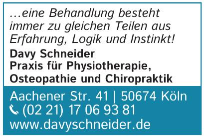 Davy Schneider