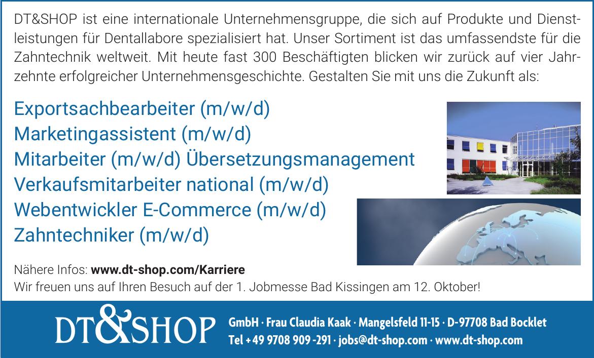 DT&Shop GmbH