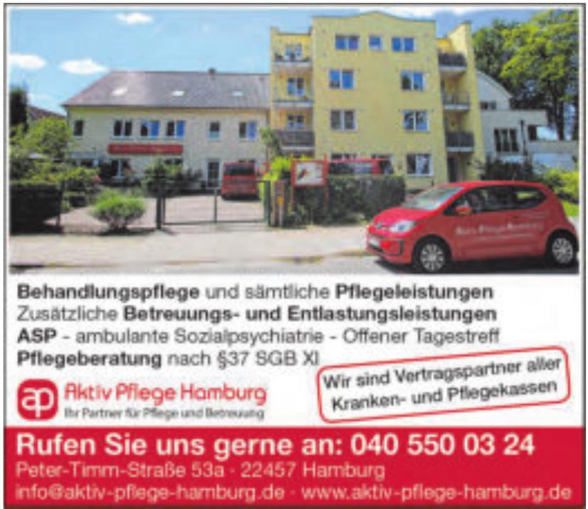Aktiv Pflege Hamburg