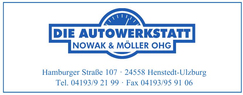 Die Autowerkstatt Nowak & Möller OHG