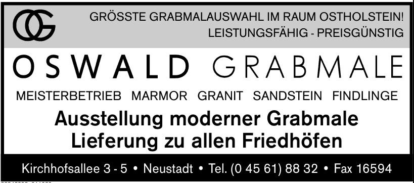 Oswald Grabmale