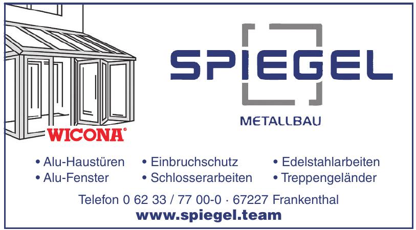 Spiegel Team Metallbau
