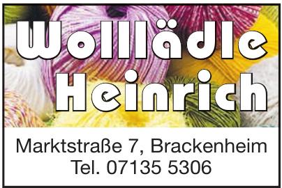 Wolllädle Heinrich