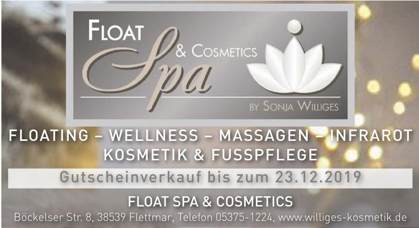 Float Spa & Cosmetics