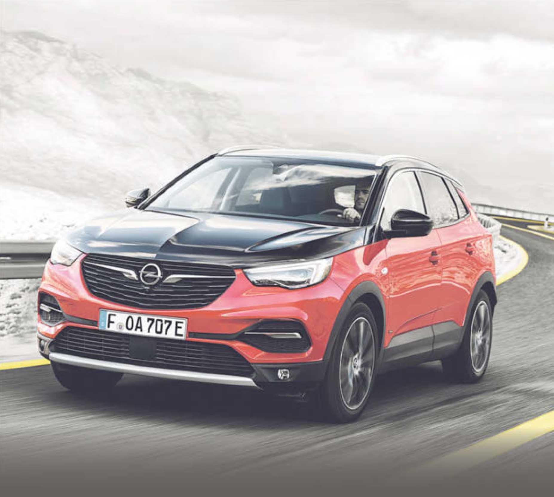 Fotos: Opel Automobile GmbH