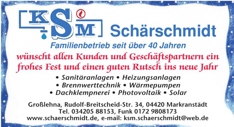 KSM Schärschmidt