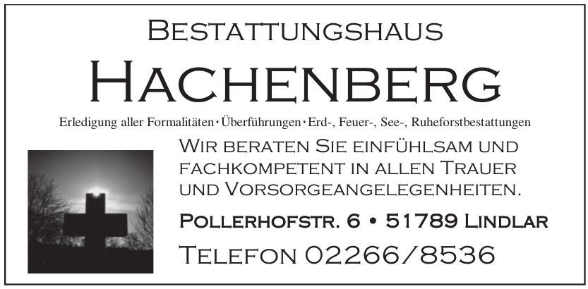 Bestattungshaus Hachenberg