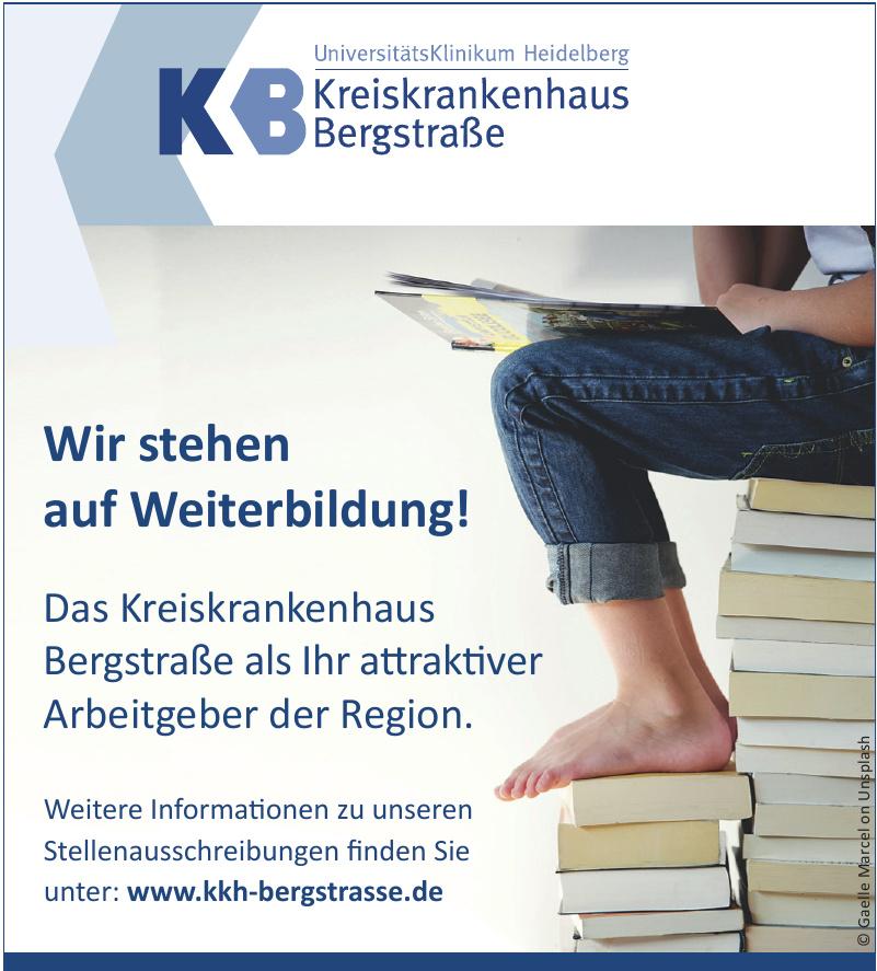 Kreiskrankenhaus Bergstraße GmbH