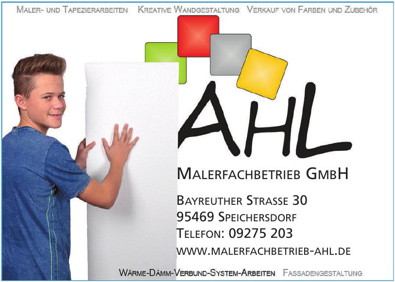 Georg Ahl Malerfachbetrieb GmbH
