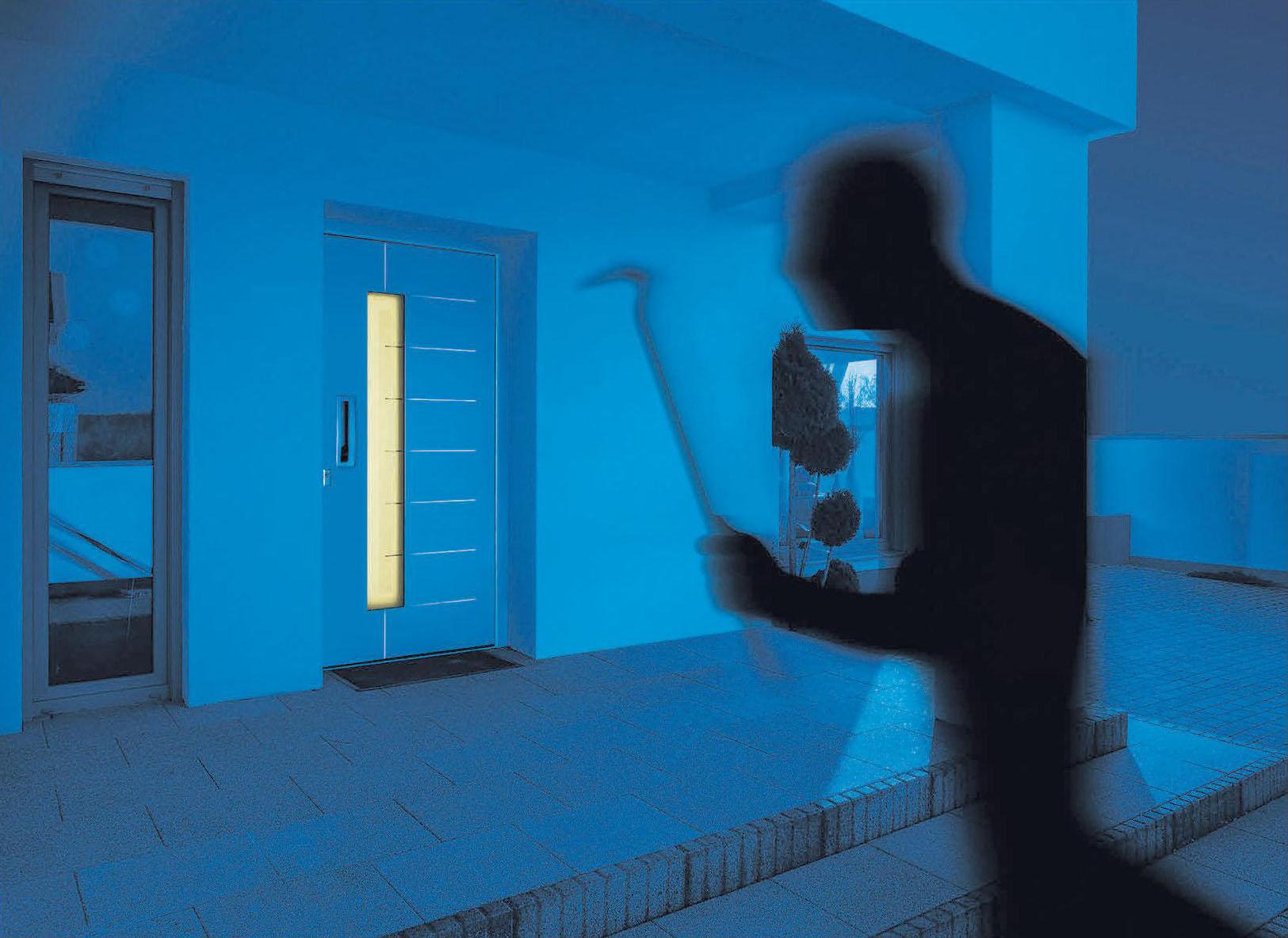 Mit Sicherheitstechnik vom Experten dem Einbrecher ein Schnippchen schlagen. Foto: Wirus Fenster GmbH & Co. KG/akz-o