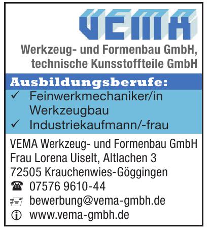 VEMA Werkzeug- und Formenbau GmbH