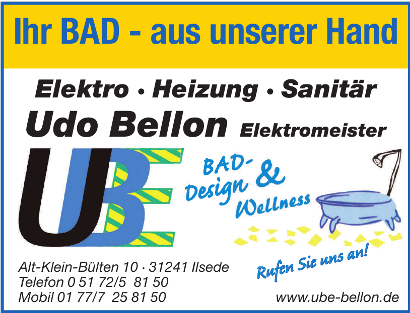 Udo Bellon Elektro Sanitär