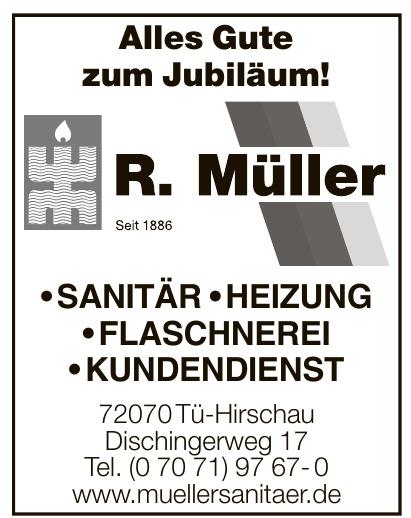 Ralf Müller Sanitär- und Heizungstechnik