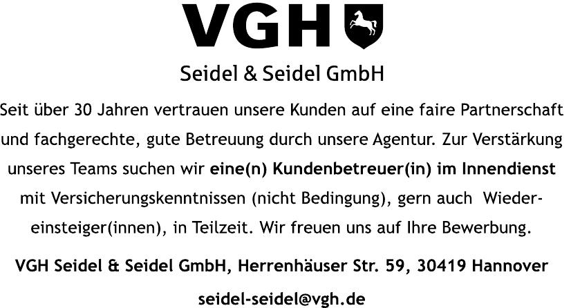 VGH Seidel & Seidel GmbH