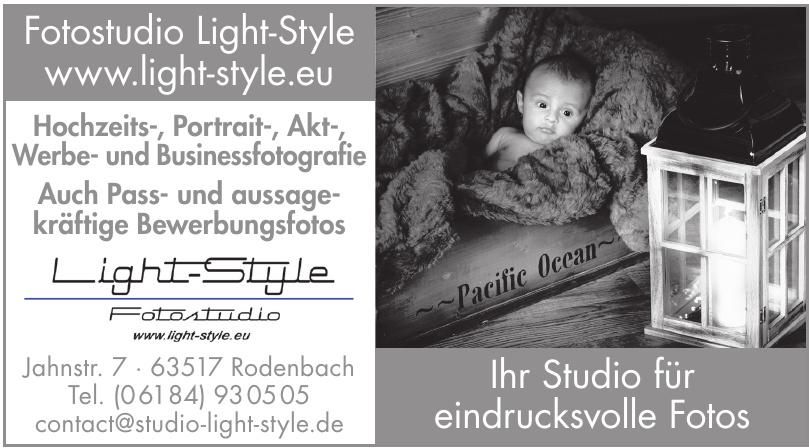 Fotostudio Light-Style