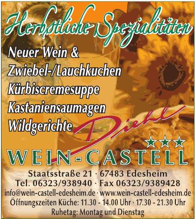 Wein Castell Diehl