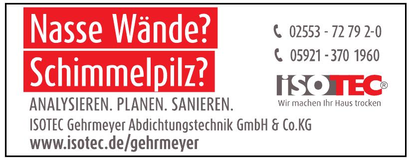ISOTEC Gehrmeyer Abdichtungstechnik GmbH & Co.KG