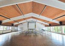 Der große Festsaal.