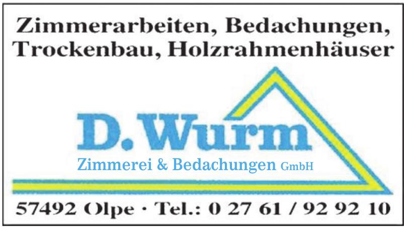D. Wurm