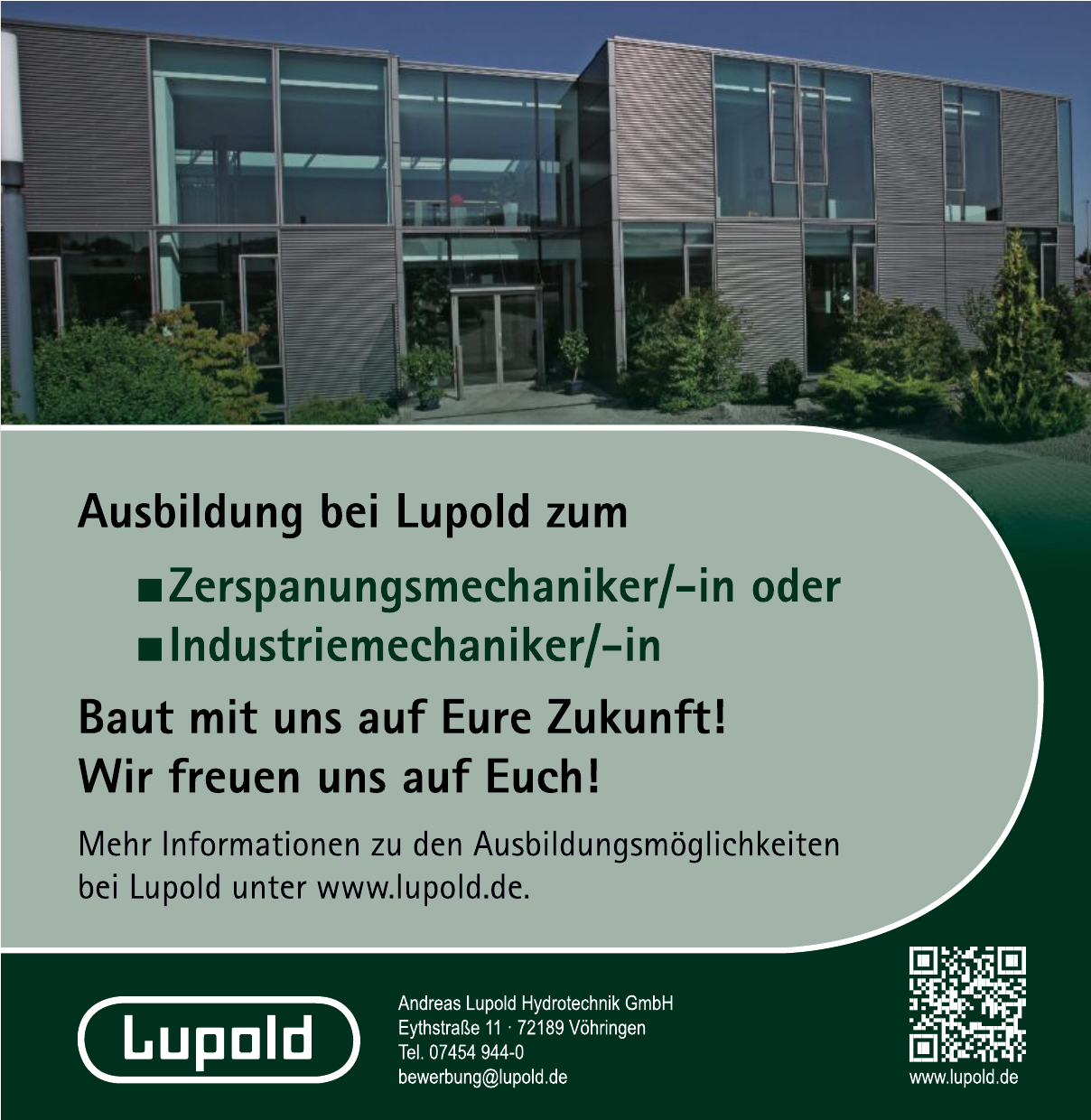 Andreas Lupold Hydrotechnik GmbH