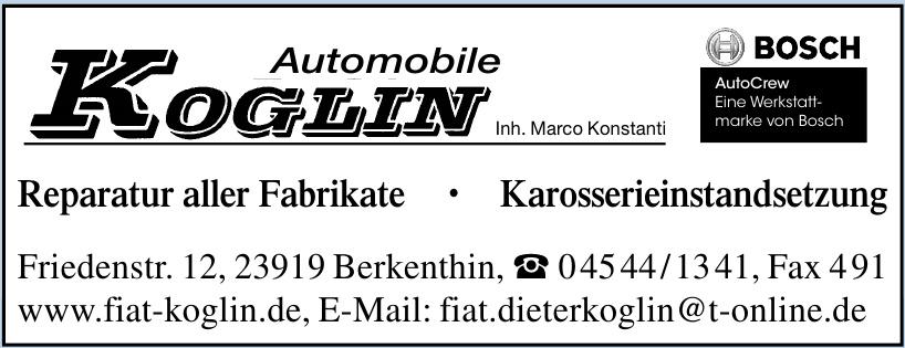 Automobile Koglin