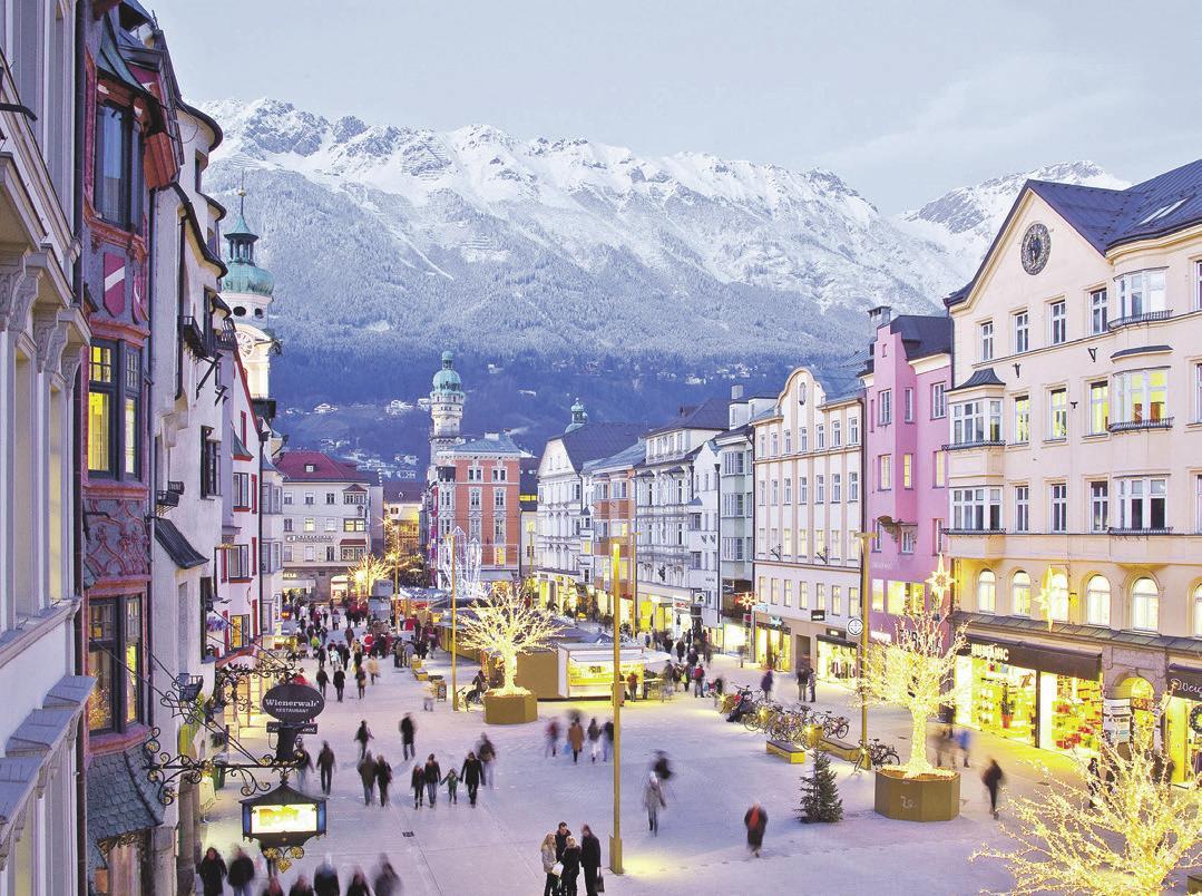 Winterzauber in der Region Innsbruck © Innsbruck Tourismus
