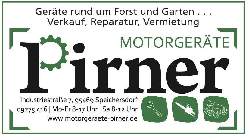 Motorgeräte Pirner