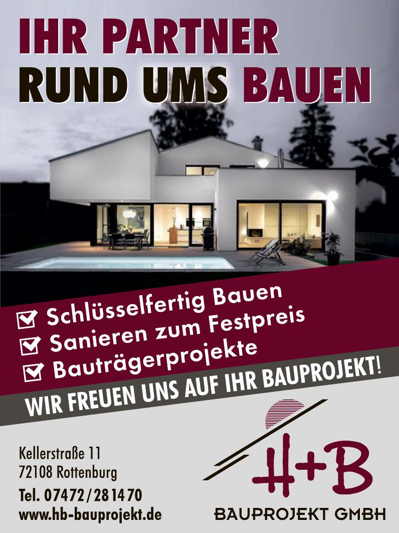 H + B Bauprojekt GmbH