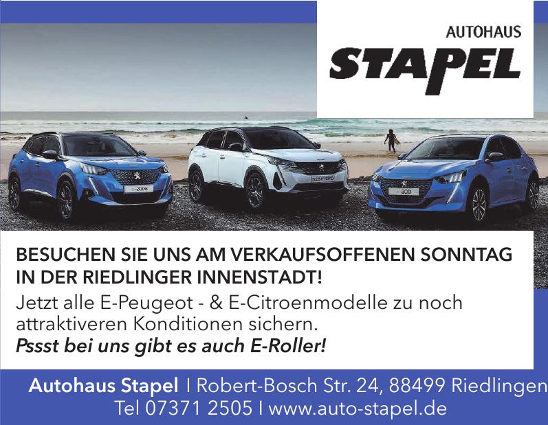 Autohaus Stapel