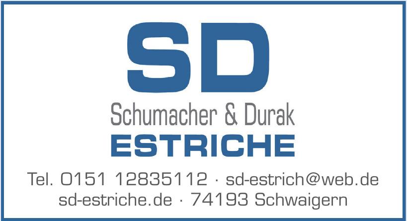 SD Estriche