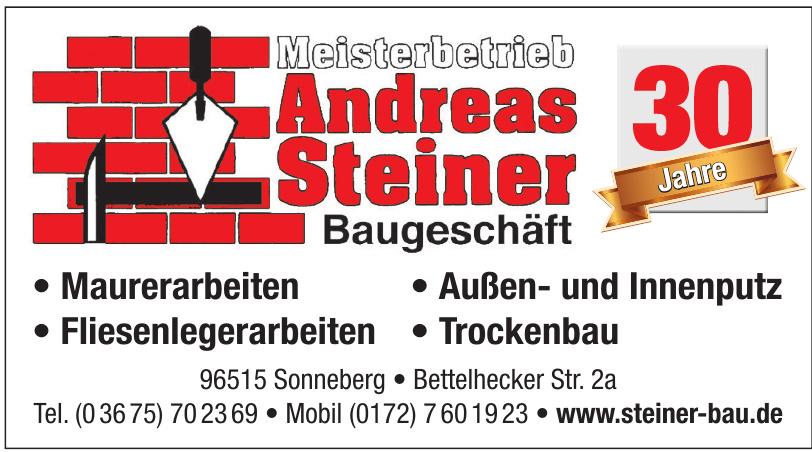 Andreas Steiner Baugeschäft