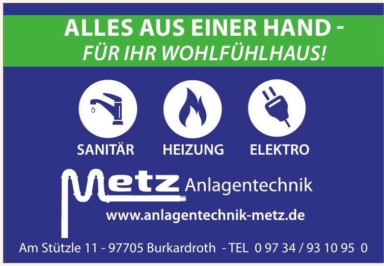 Metz Anlagentechnik