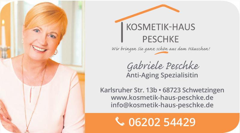 Gabriele Peschke Anti-Aging Spezialisitin