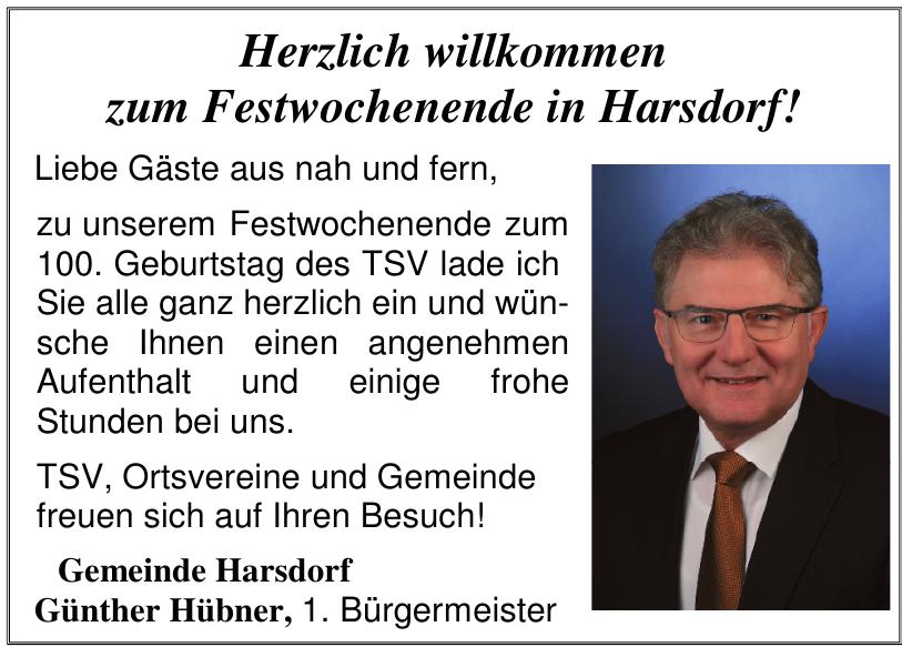 Gemeinde Harsdorf