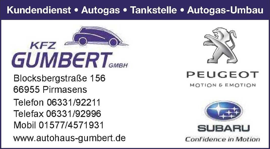 KFZ Gumbert GmbH