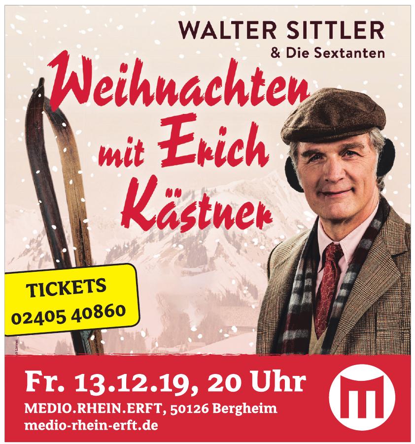 Walter Sittler & Die Sextanten