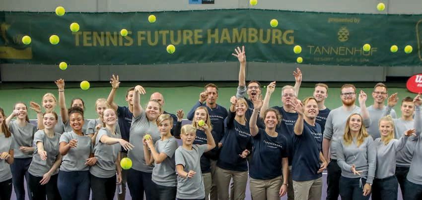 Wanted: Das Tennis Challenger sucht Ballkinder! Voraussetzung: Mindestens 14 Jahre alt, Tennis affin sein und die Begeisterung für Tennis haben. Eine Bewerbung kann noch bis zum 13. Oktober unter folgender E-Mail-Adresse eingereicht werden: frank. Montag@dtsv.de. Foto @DTB/ClaudioGärtner