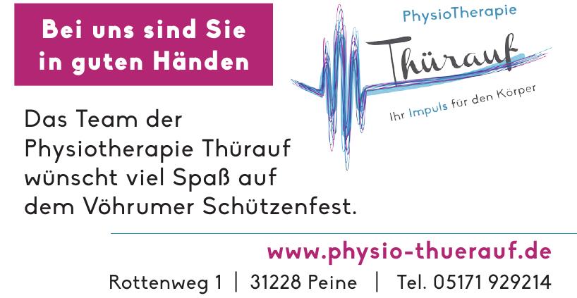 Physiotherapie Thürauf