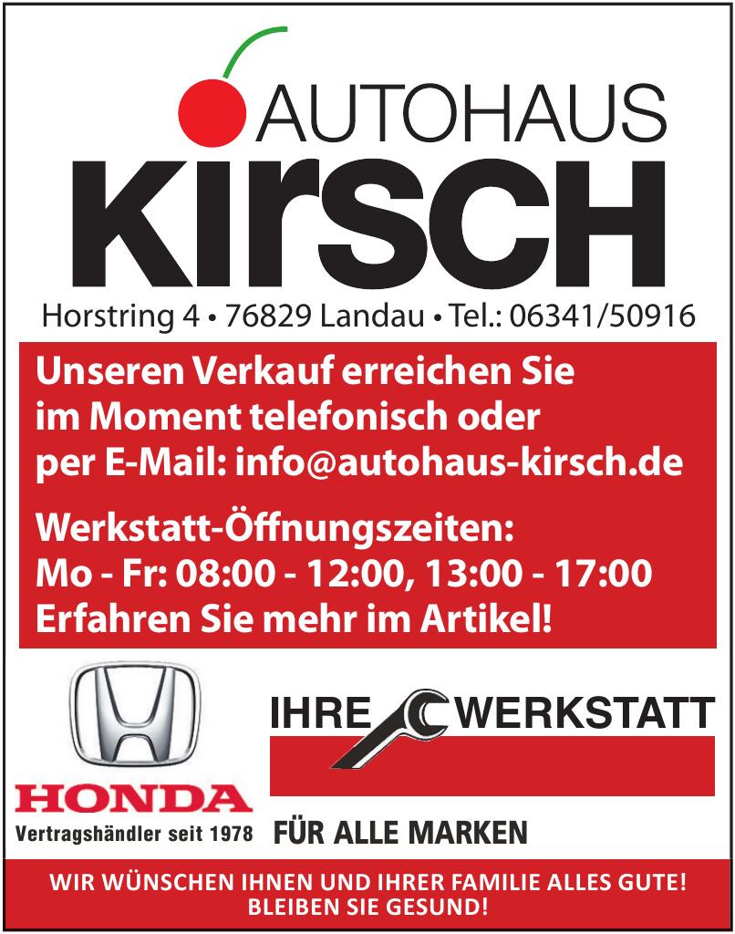 Autohaus Kirsch