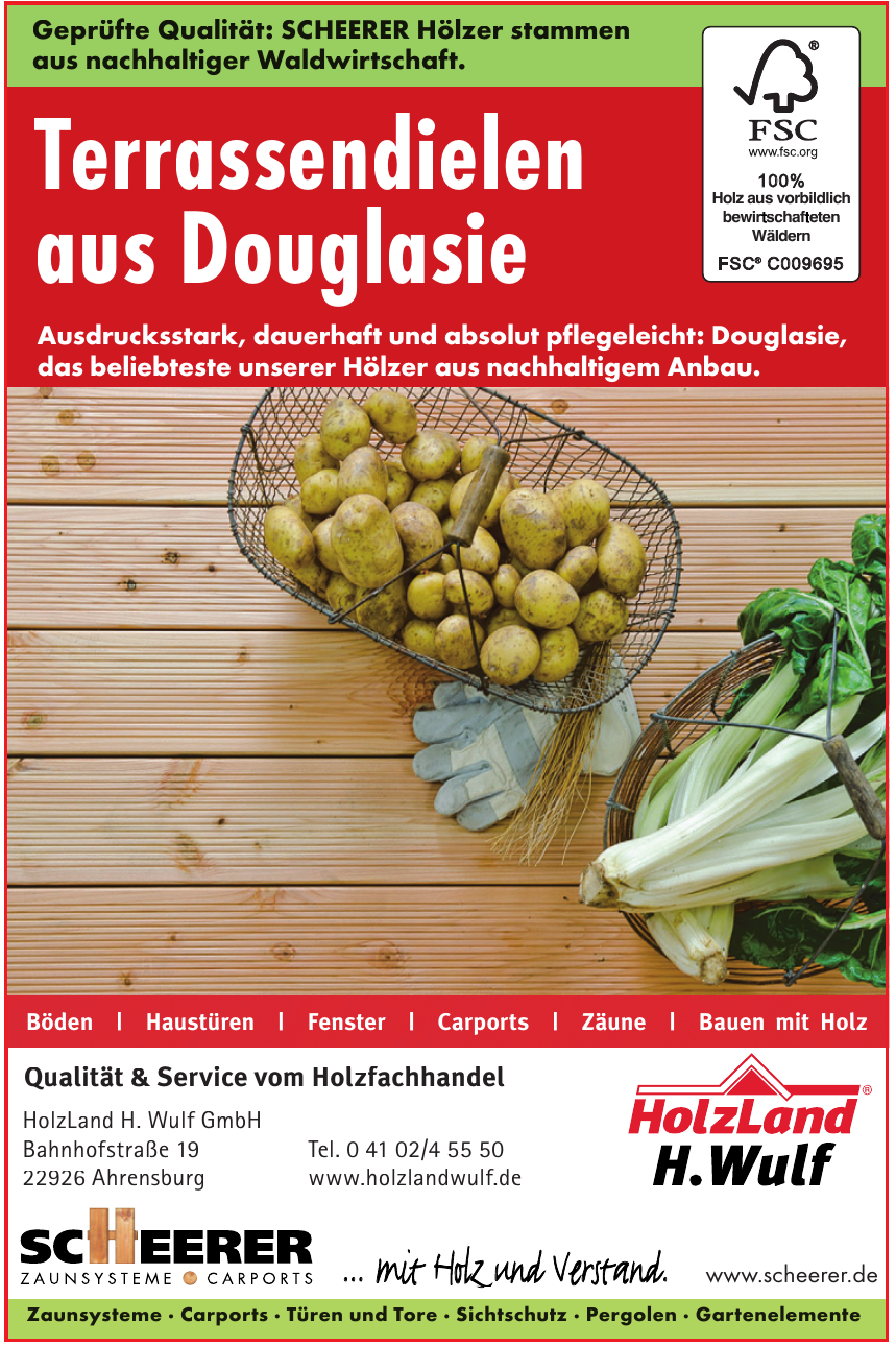 HolzLand H. Wulf GmbH