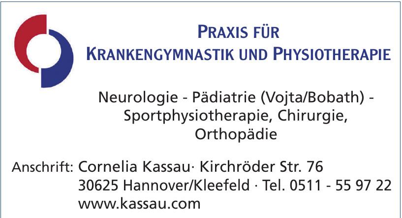 Cornelia Kassau Neurologie - Pädiatrie