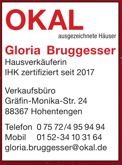 Gloria Bruggesser
