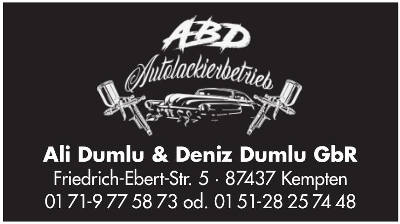 Ali Dumlu & Deniz Dumlu GbR