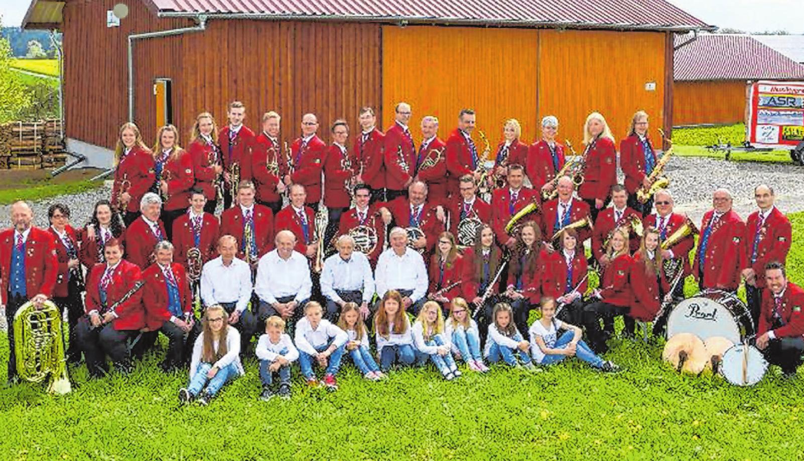 Der Musikverein Hart richtet an diesem Wochenende wieder seine Bachhockete aus.