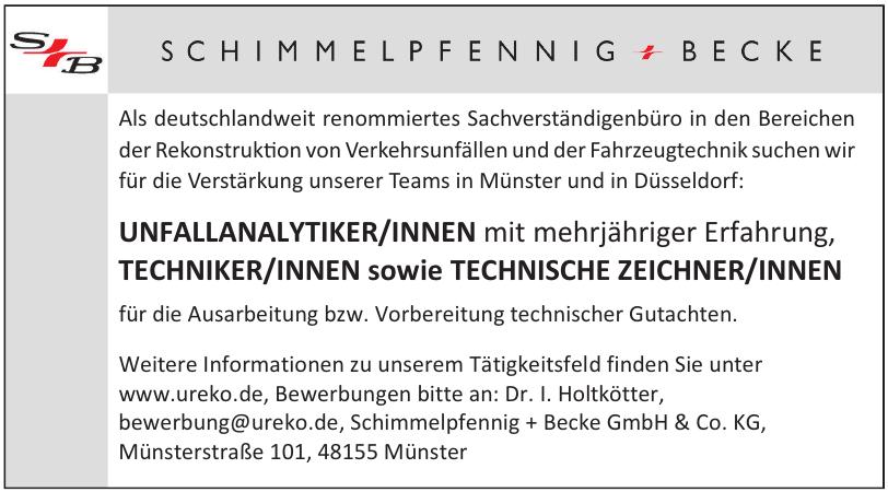 Schimmelpfennig + Becke GmbH & Co. KG